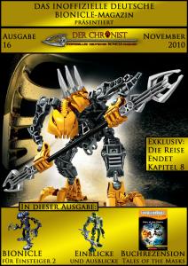 Cover Ausgabe 16