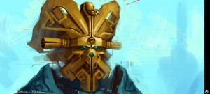 Maske der Schöpfung, Bild 2