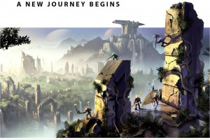 A Journey Begins