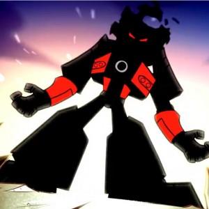 Makuta mit der Maske der Ultimativen Macht