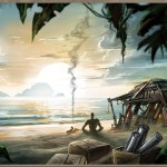 Goodbye to Turaga Beach
