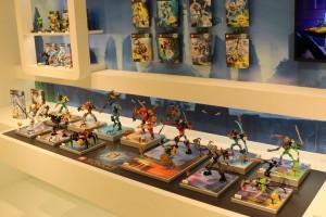 BIONICLE-Sets auf der Nürnberger Spielwarenmesse