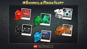 Mask Hunt Competition