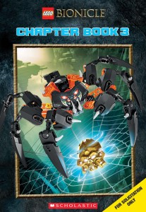 BIONICLE Chapter Book 3