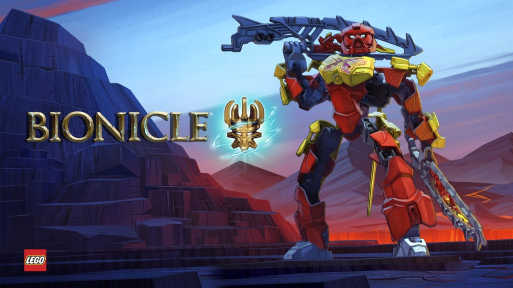 BIONICLE The Journey to One