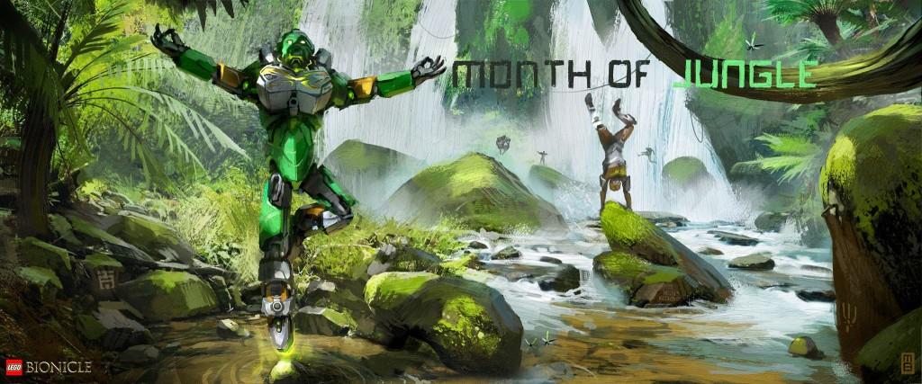 Monat des Dschungels