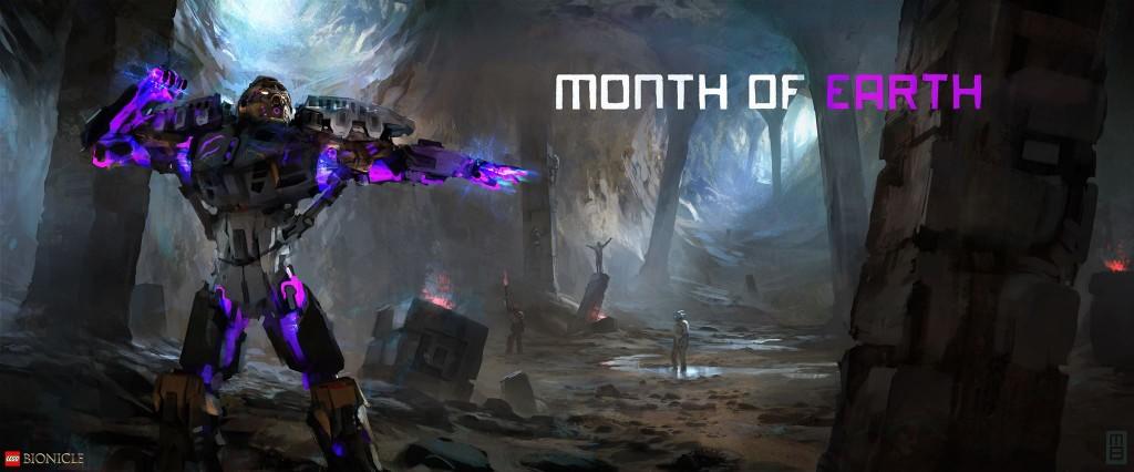 Monat der Erde