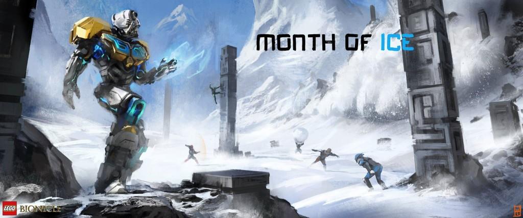 Monat des Eises