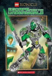 BIONICLE Chapter Book 3 (final)