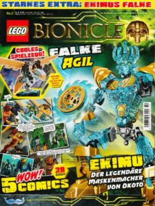 BIONICLE Magazin 2 Cover