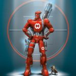 Faber Files Hero Factory Konzeptposter